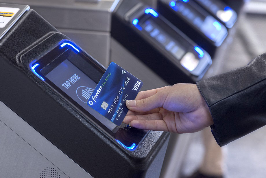 New York City subway contactless launch set for 31 May