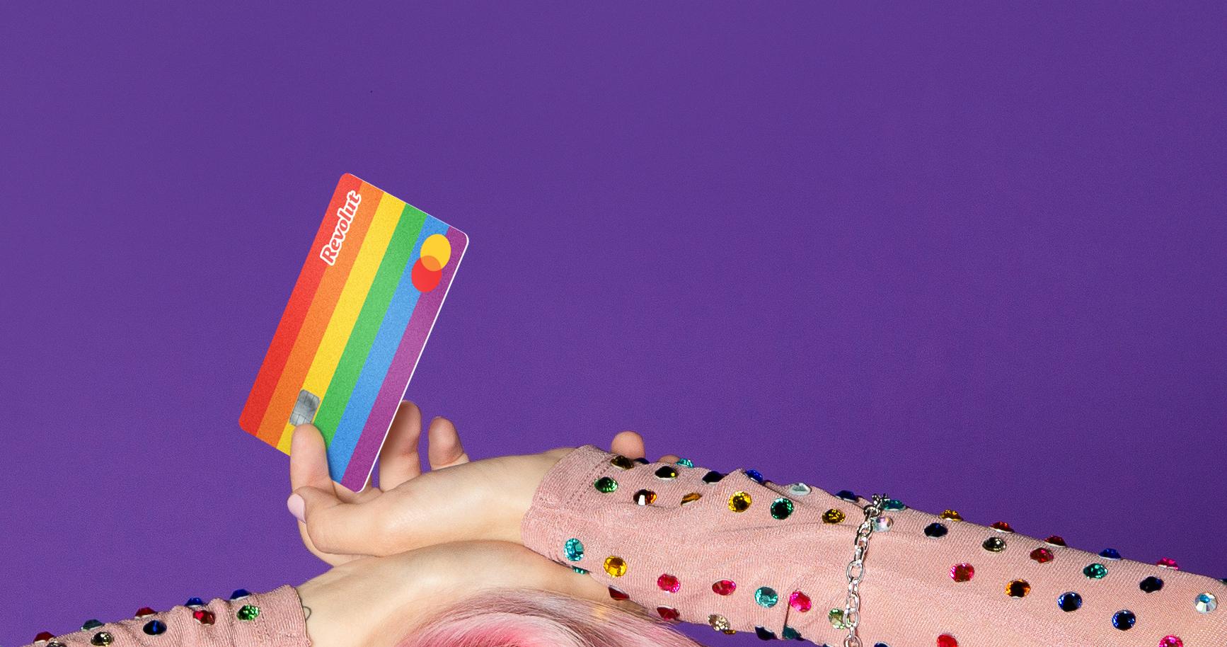 Revolut Rainbow Card