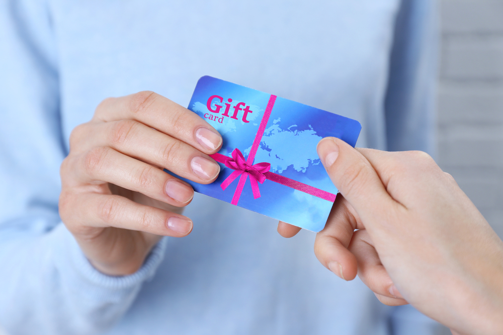 UK gift card sales remain resilient despite tough trading conditions