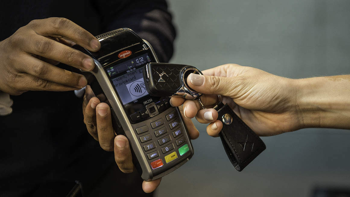 ABN AMRO wearable payments technology now available