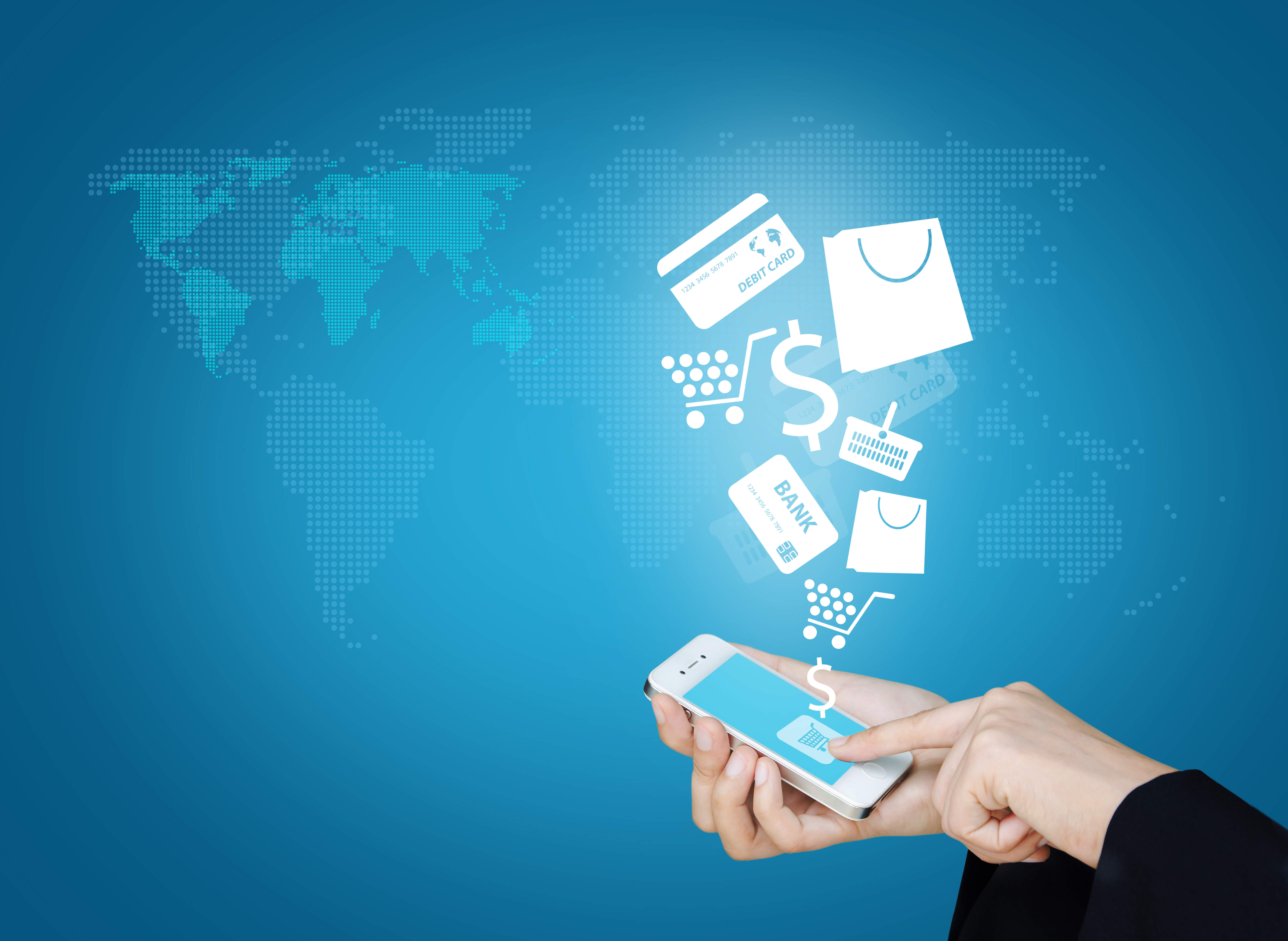 e commerce - The benefits of a mobile wallet