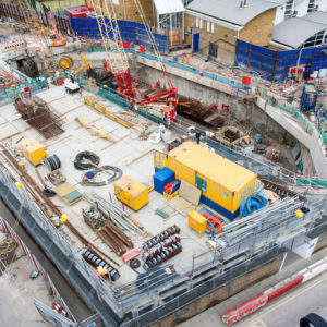 Carillion Crossrail HS2 Whitechapel