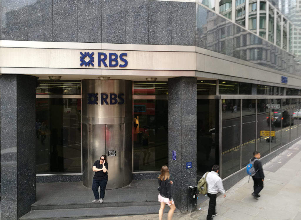 RBS commercial banking