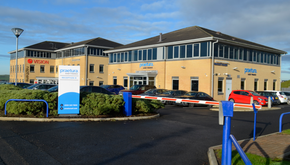 Praetura Asset Finance moves headquarters in Blackburn