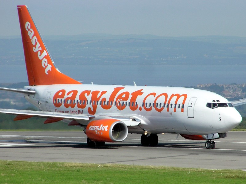 EasyJet sale and leaseback deal brings total funds raised since pandemic to £2.4bn