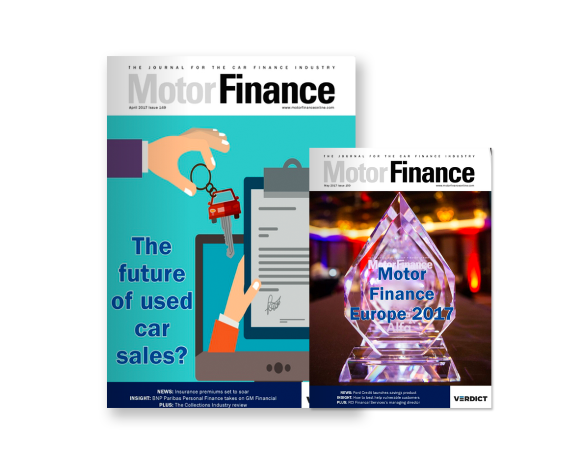 Subscribe to Motor Finance Online