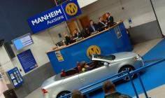 Manheim's Bristol centre auction record - Motor Finance