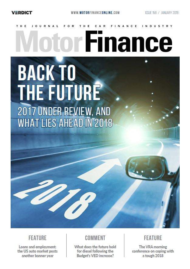 Subscriber Editions Motor Finance