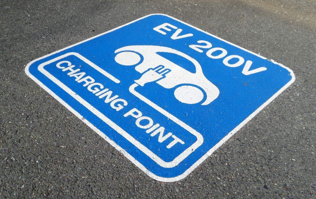 EV charging infrastructure fund