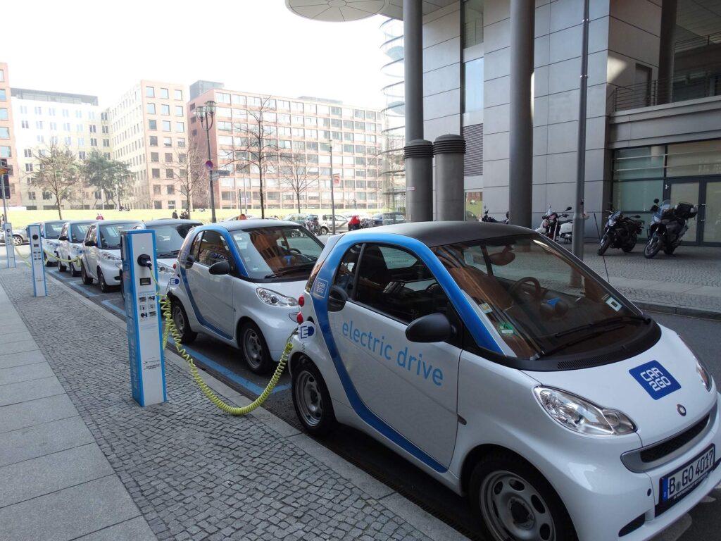 car2go car sharing electric cars