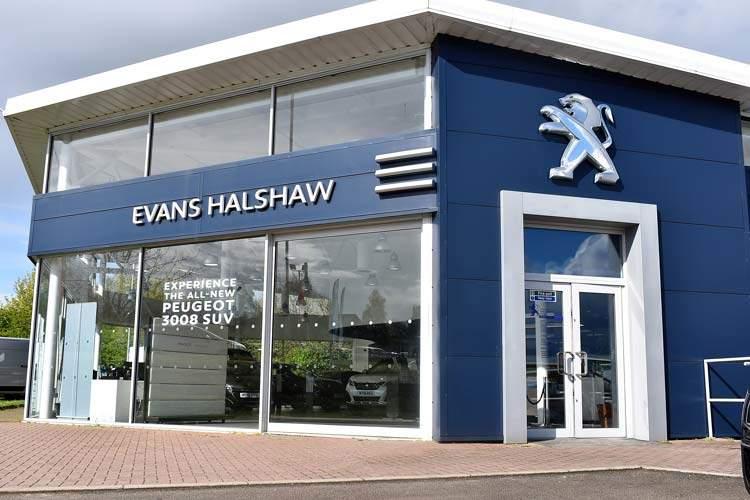 Pendragon Peugeot Evans Halshaw