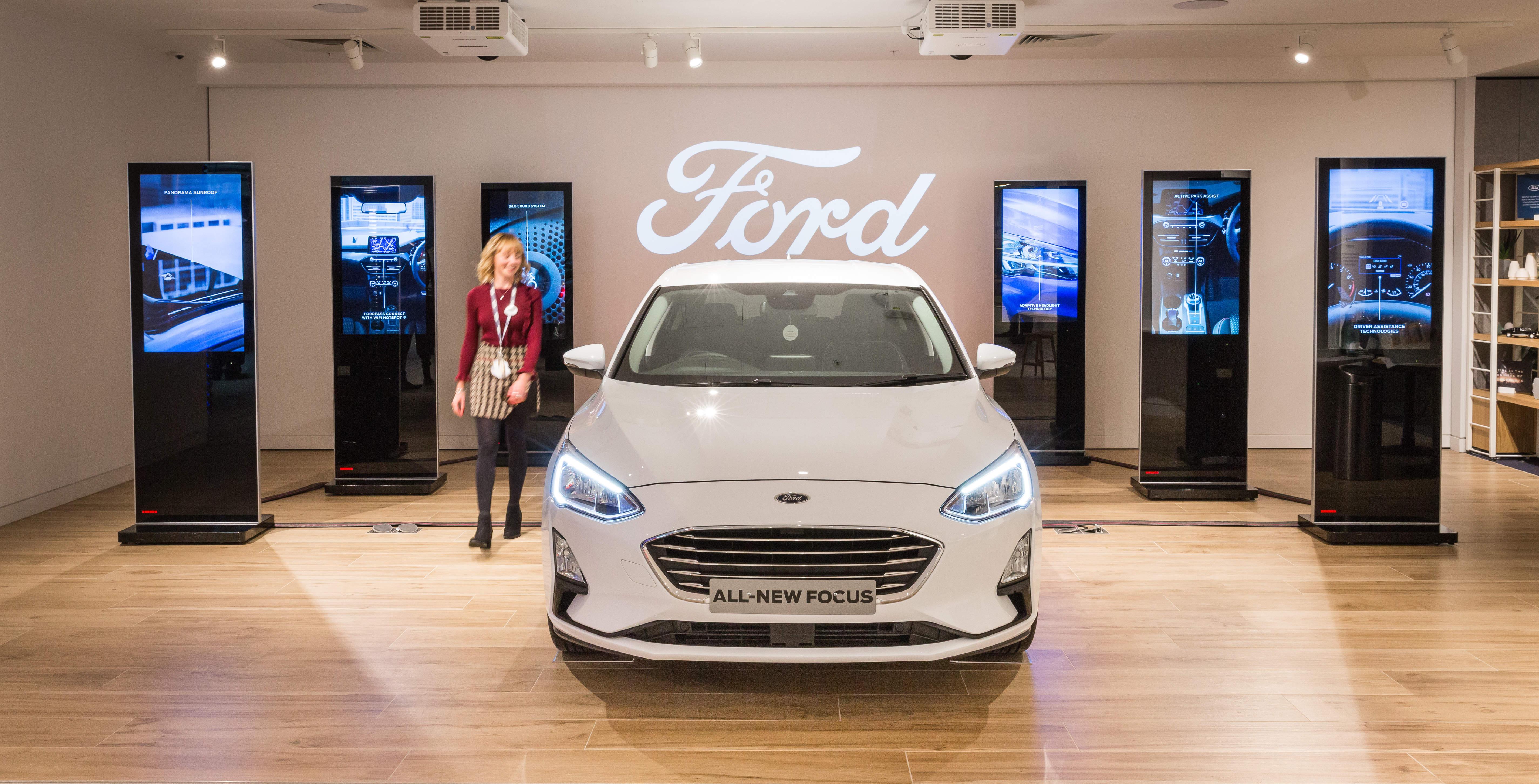 Ford overhauls executive posts across Europe
