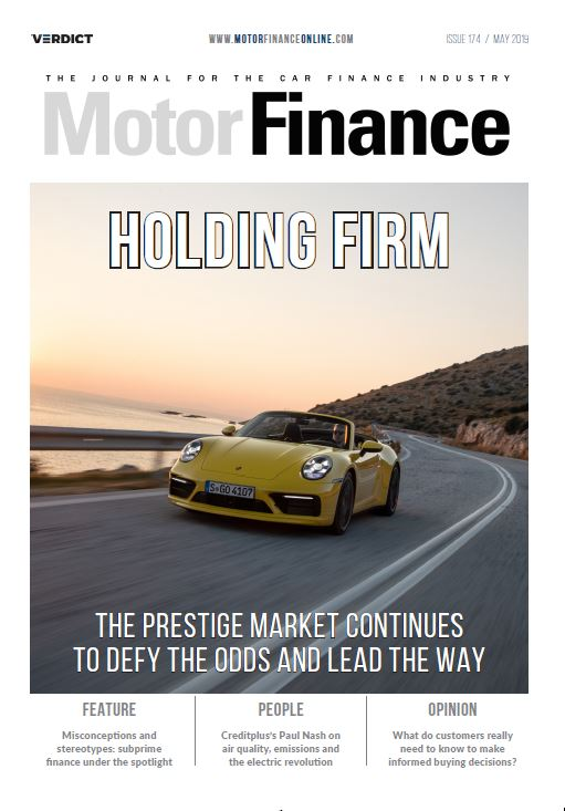 Motor Finance May Issue 174