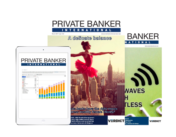 Subscribe to Private Banker International