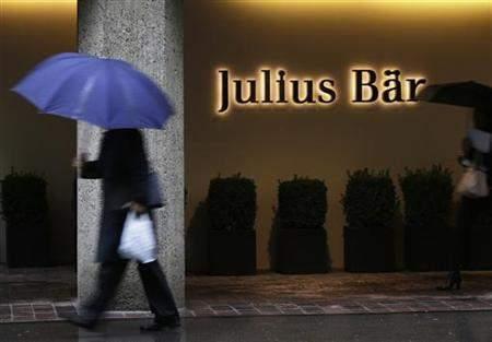 Julius Bear chairman