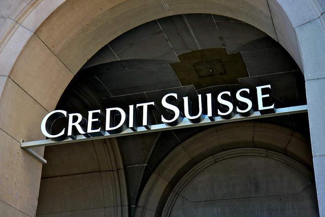 Credit Suisse to buy Morgan Stanley wealth management unit