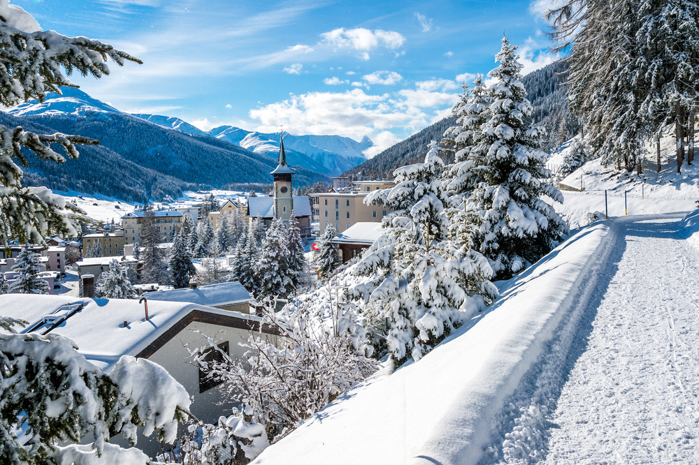 As Davos attracts world leaders can Switzerland still win global wealth?