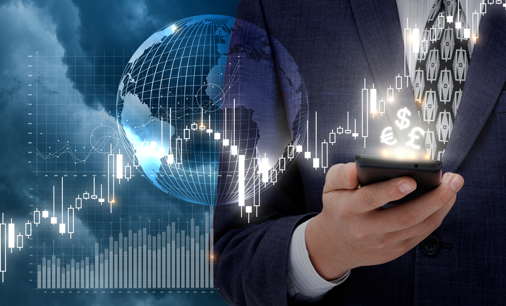 Fintechs build app for the transfer of digital wealth using blockchain technology