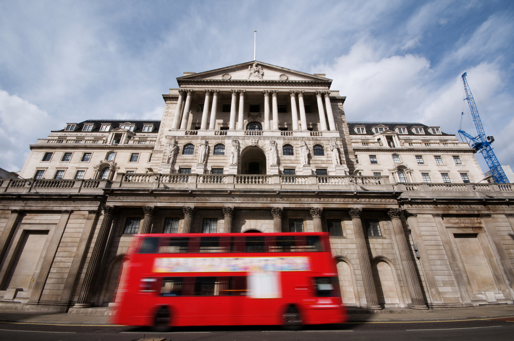 How likely is the Bank of England to change interest rates?