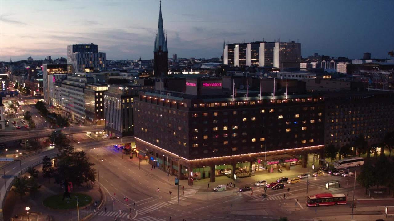Sheraton Stockholm - Retail Banking: Nordics 2018