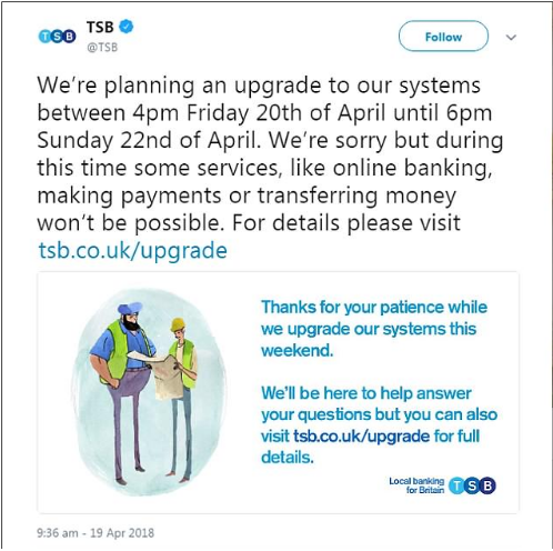 tsb - TSB IT chaos and CEO resignation: what's next for the bank?