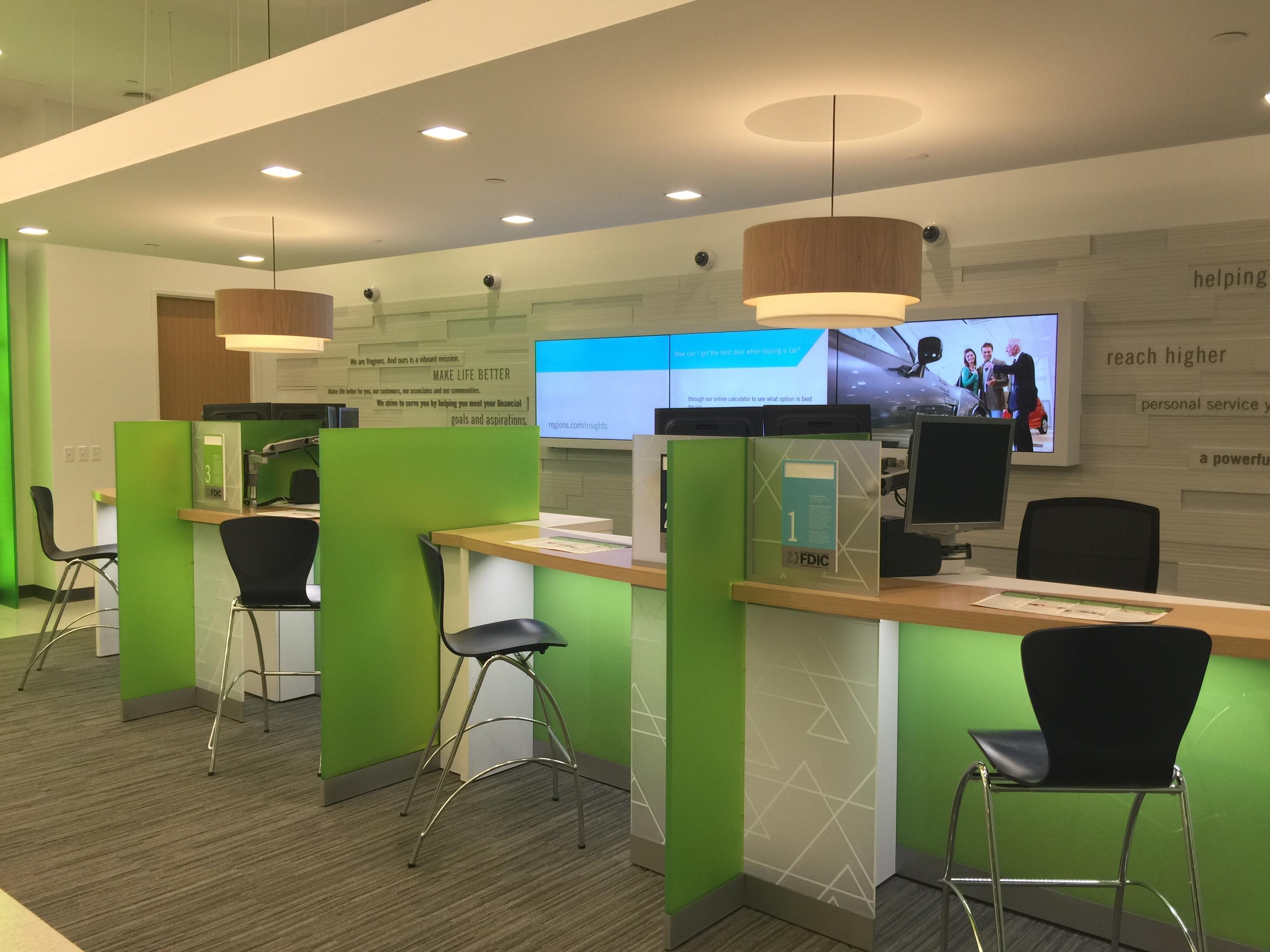 Sensational Birmingham Main 21 Regions Universal Banking Area 4 Retail Home Interior And Landscaping Ologienasavecom
