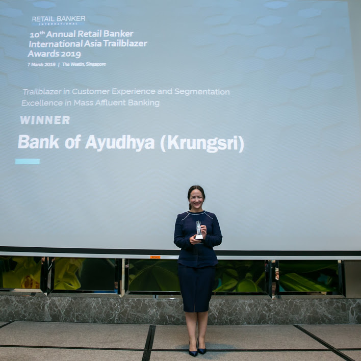 Bank of Ayudhya - RBI Asia Trailblazer Awards: Emirates NBD and Suvo Sarkar top the bill