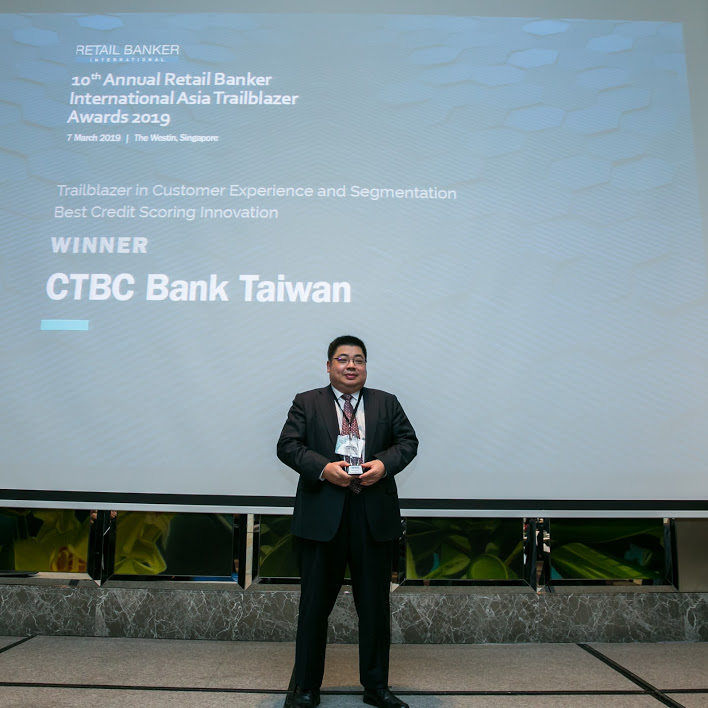 CTBC Bank Taiwan - RBI Asia Trailblazer Awards: Emirates NBD and Suvo Sarkar top the bill