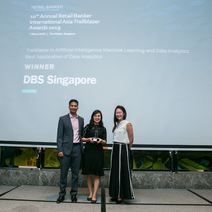 DBS data analytics - RBI Asia Trailblazer Awards: Emirates NBD and Suvo Sarkar top the bill