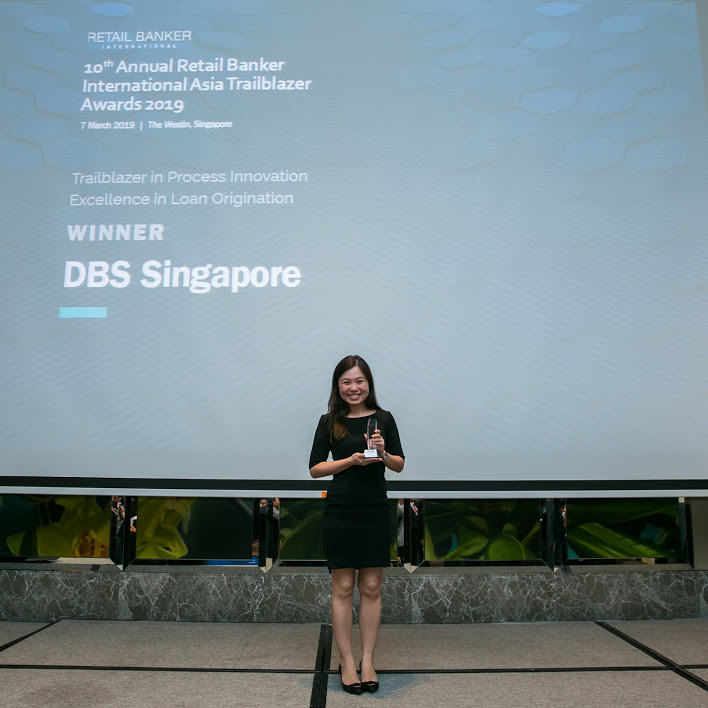 DBS: scooped 9 awards