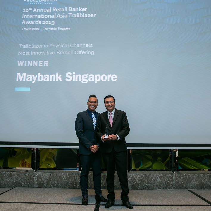 MAYBANK best branch - RBI Asia Trailblazer Awards: Emirates NBD and Suvo Sarkar top the bill