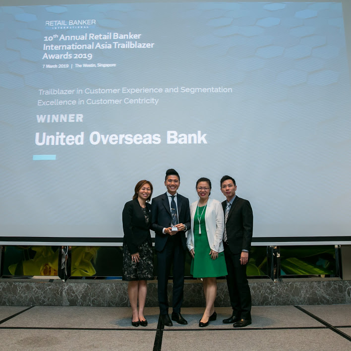 UOB customer centricity - RBI Asia Trailblazer Awards: Emirates NBD and Suvo Sarkar top the bill