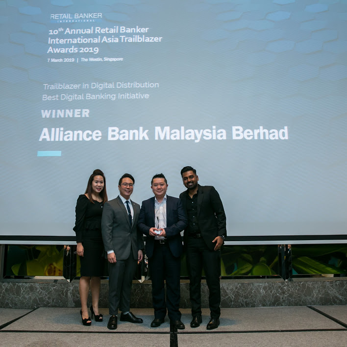 alliance bank - RBI Asia Trailblazer Awards: Emirates NBD and Suvo Sarkar top the bill