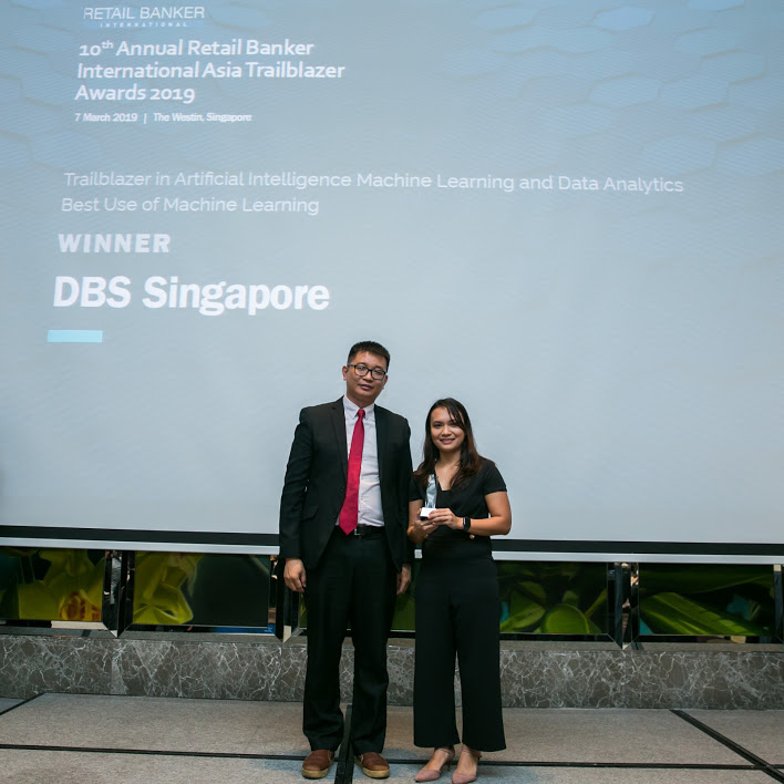 dbs machine learning - RBI Asia Trailblazer Awards: Emirates NBD and Suvo Sarkar top the bill