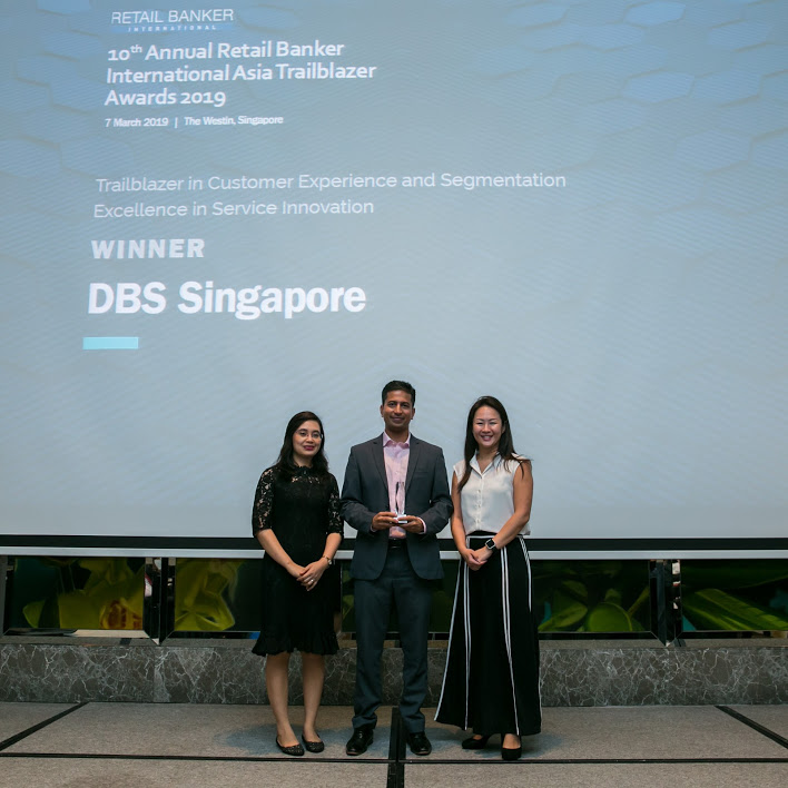 dbs service innovation - RBI Asia Trailblazer Awards: Emirates NBD and Suvo Sarkar top the bill