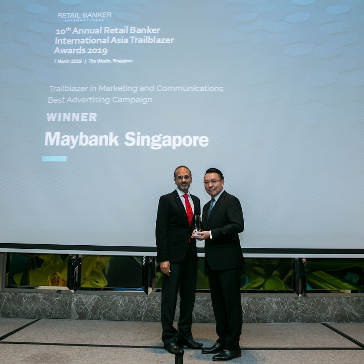 maybank best ad - RBI Asia Trailblazer Awards: Emirates NBD and Suvo Sarkar top the bill