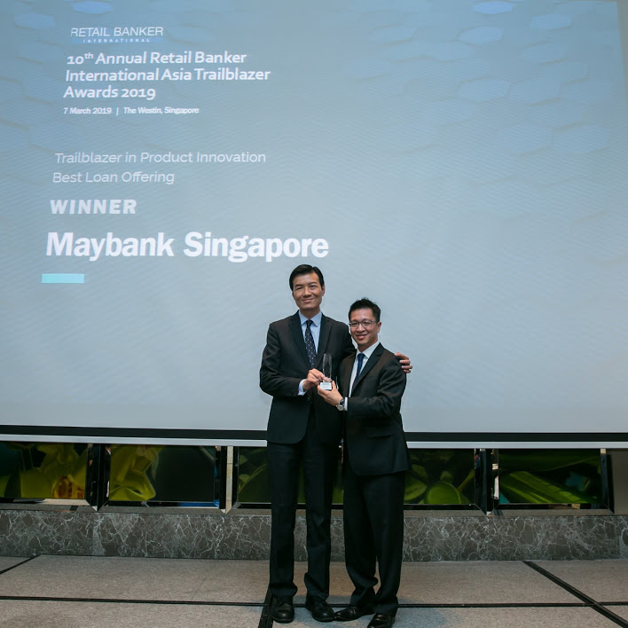 maybank best loan - RBI Asia Trailblazer Awards: Emirates NBD and Suvo Sarkar top the bill