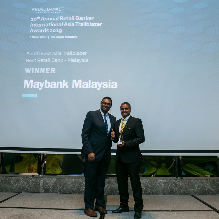 maybank malaysia - RBI Asia Trailblazer Awards: Emirates NBD and Suvo Sarkar top the bill