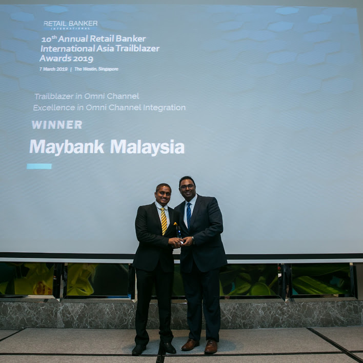 maybank omnichannel - RBI Asia Trailblazer Awards: Emirates NBD and Suvo Sarkar top the bill