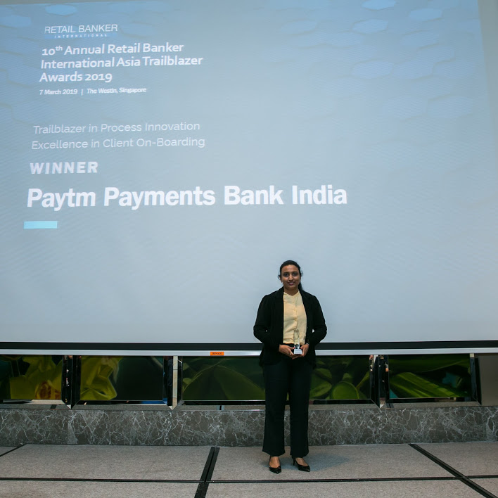 paytm 1 - RBI Asia Trailblazer Awards: Emirates NBD and Suvo Sarkar top the bill