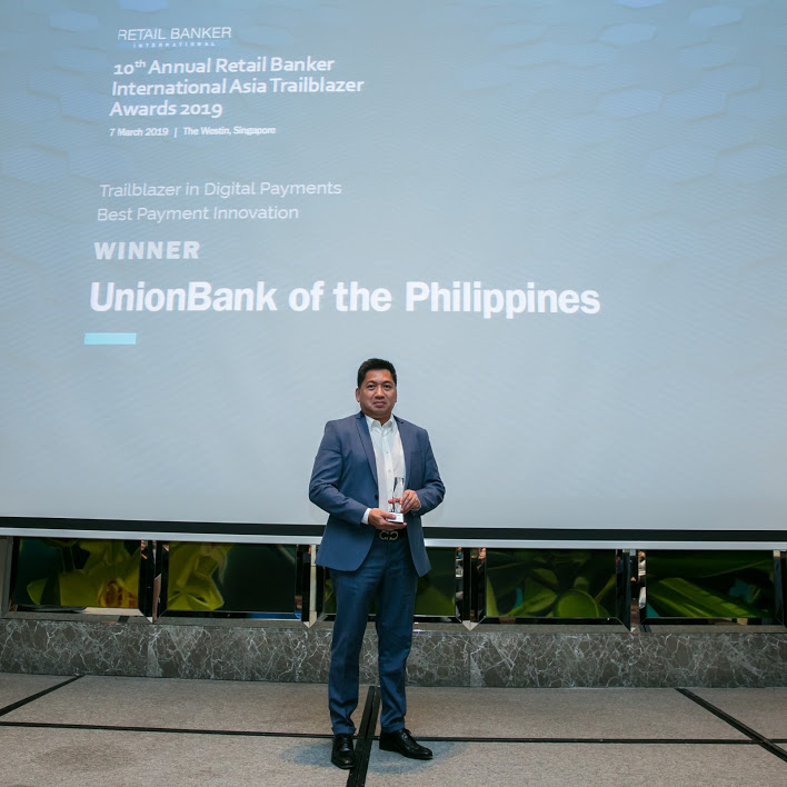 union bank of the philippines - RBI Asia Trailblazer Awards: Emirates NBD and Suvo Sarkar top the bill