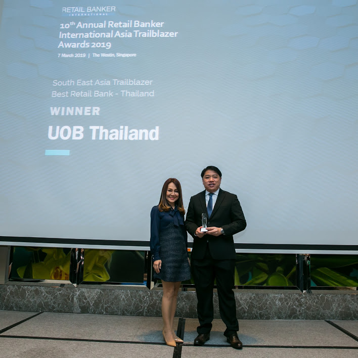 uob thailand - RBI Asia Trailblazer Awards: Emirates NBD and Suvo Sarkar top the bill