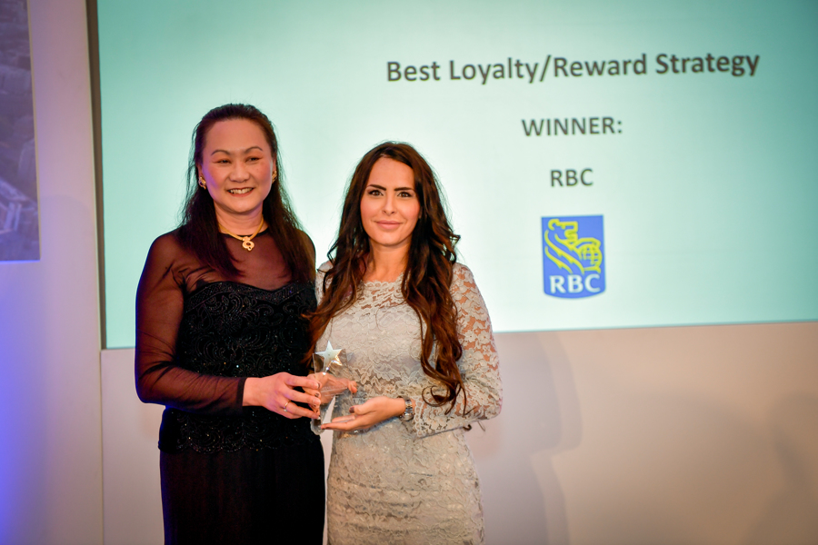 Best bank loyalty programme at RBI's global awards goes to RBC
