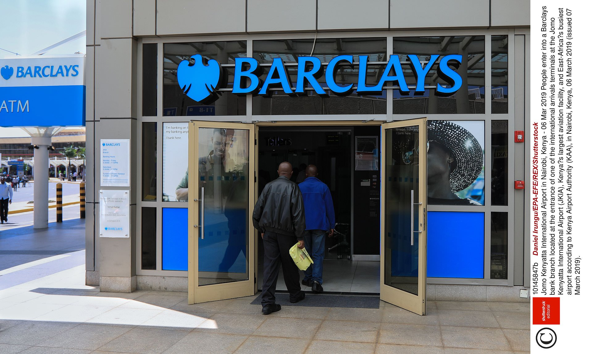Barclays Bank - CSR in the banking sector