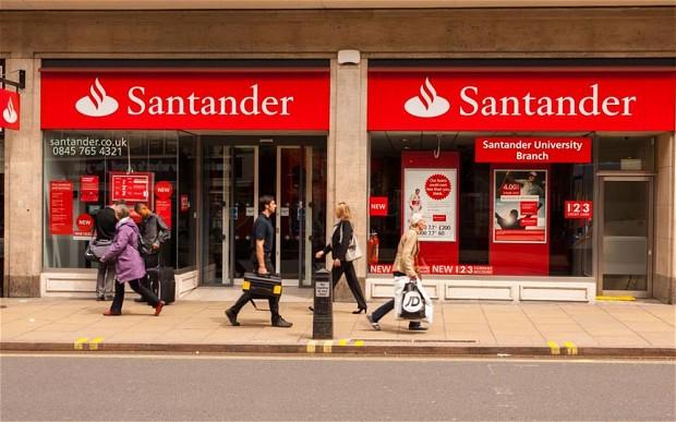 Santander Bank - CSR in the banking sector