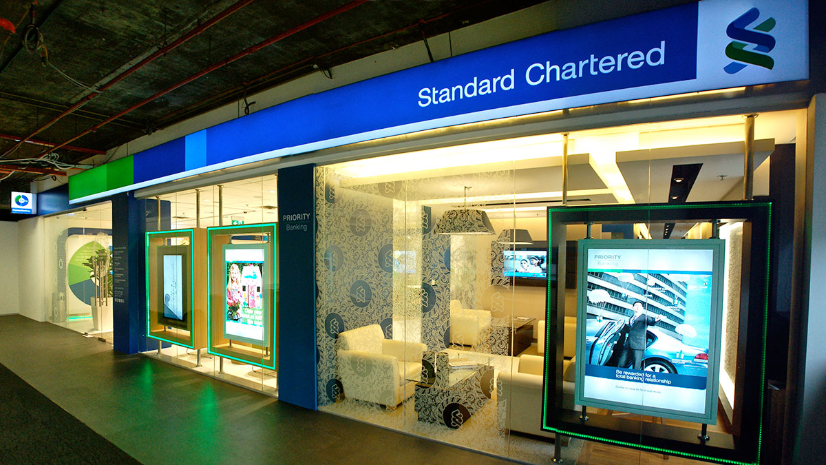 Standard Chattered 1 - CSR in the banking sector