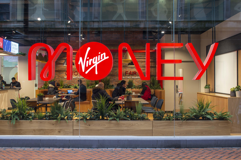 VIRGIN MONEY BIRMINGHAM 2 1 - Virgin Money re-imagines the role of the store