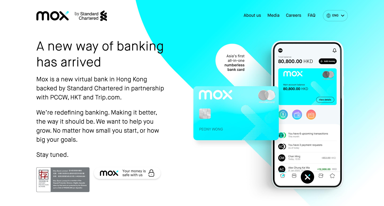 Standard Chartered Mox
