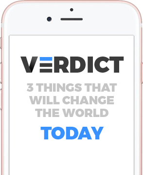 Verdict email newsletter