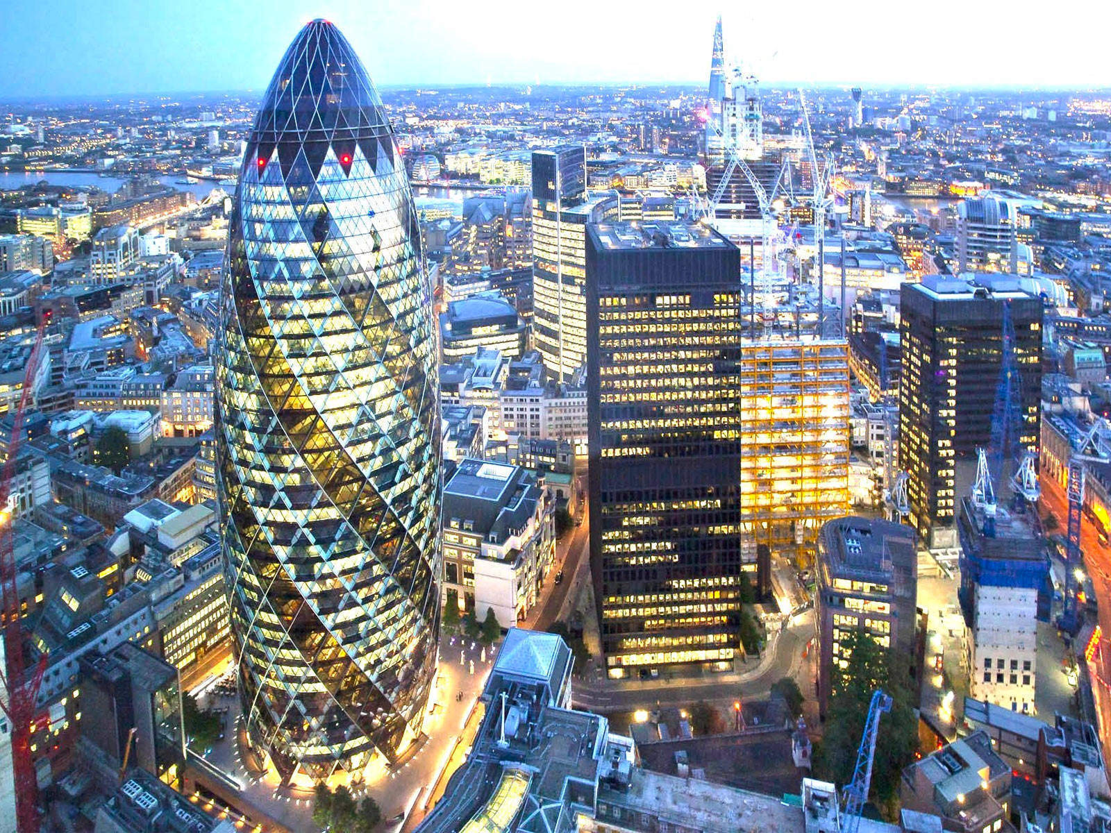 Will London remain the financial capital in post-Brexit Europe?
